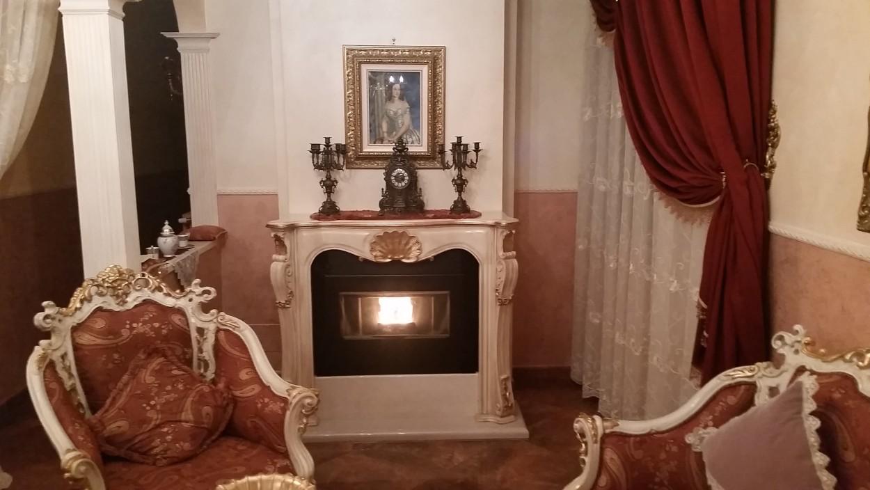 Camino Classico In Marmo classico archivi | iloconte stufe e camini
